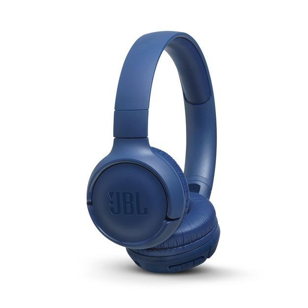 JBL CUFFIE WIRELESS T500BT BLU - JBL - CUFFIE AURICOLARI - Showprice.it - E- commerce  Tv fb7e6991a68e