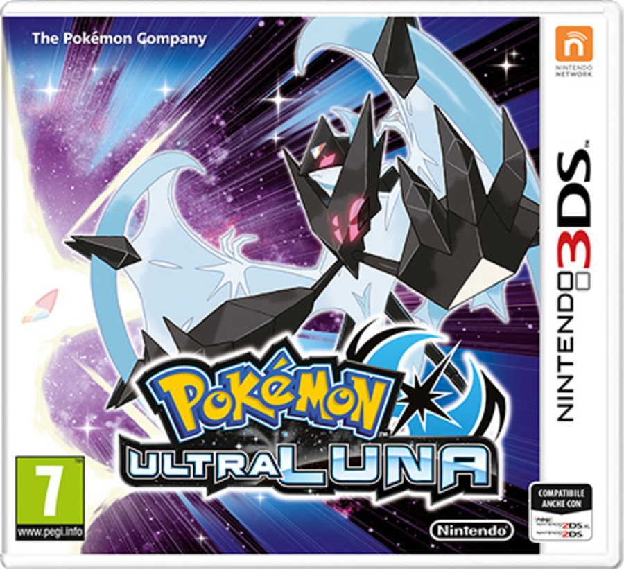 NINTENDO POKEMON ULTRALUNA