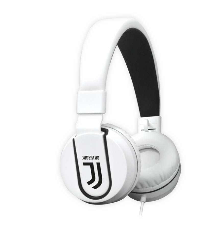 TECHMADE CUFFIE MULTIMEDIALI JUVE