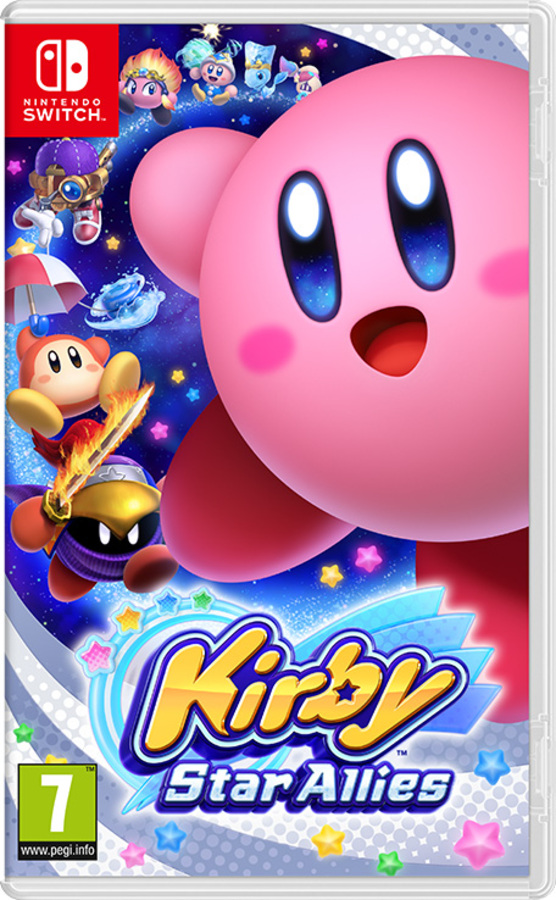 NINTENDO KIRBY STAR ALLIES ITA