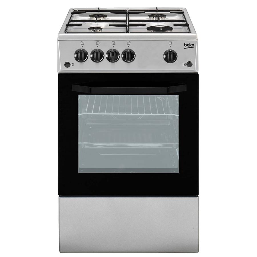 Beko cucina 4 fuochi gas forno elettric beko cucine a gas e commerce tv - Consumo gas cucina ...
