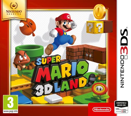 NINTENDO 3DS Super Mario 3D Land Select