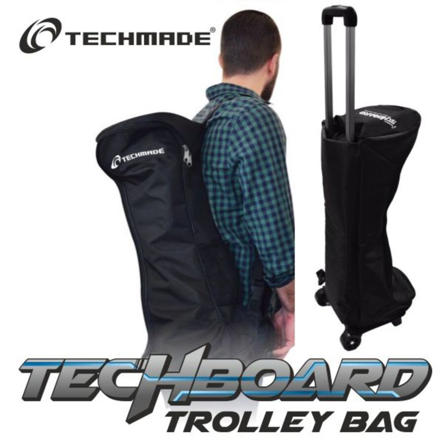 TECHMADE TROLLEY BAG PER HOVERBOARD