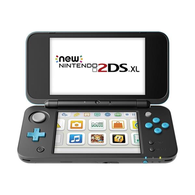 NINTENDO 2DS XL NERO TURCHESE