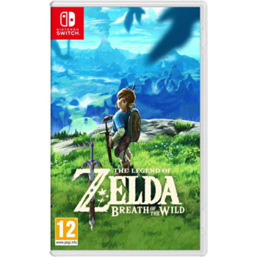 NINTENDO SWITCH The Legend of Zelda: Brd