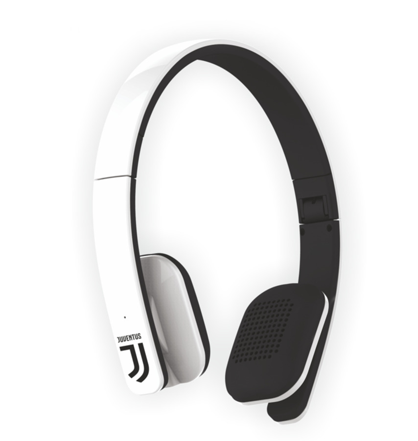 TECHMADE CUFFIE BLUETOOTH JUVE