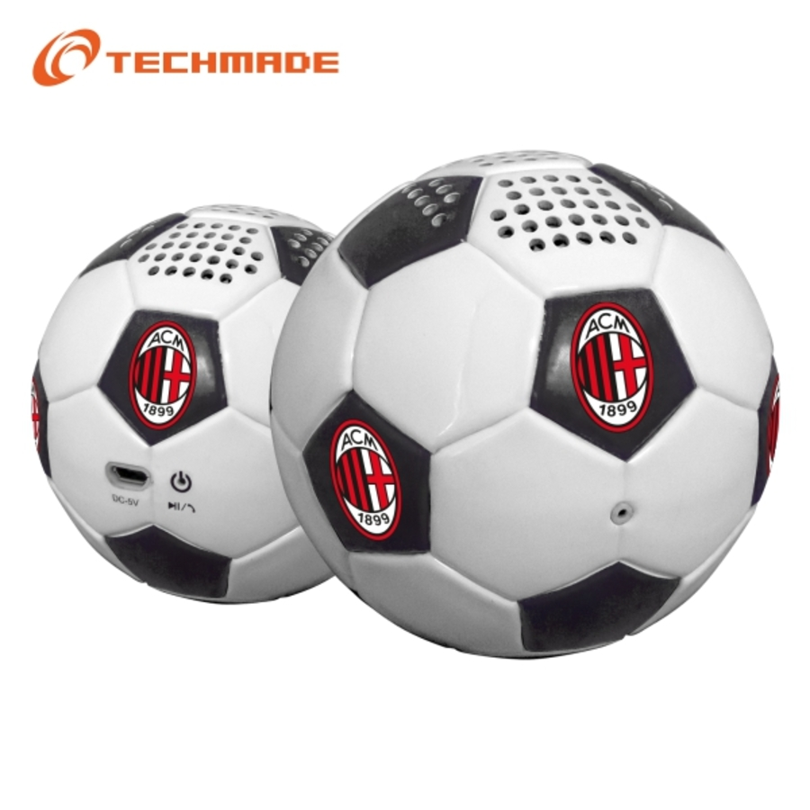 TECHMADE FOOTBALL SPEAKER MILAN